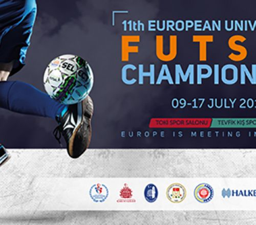 Ready for European Futsal Championship
